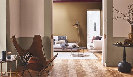 Cómo combinar el color del suelo con el de paredes y puertas (II)
