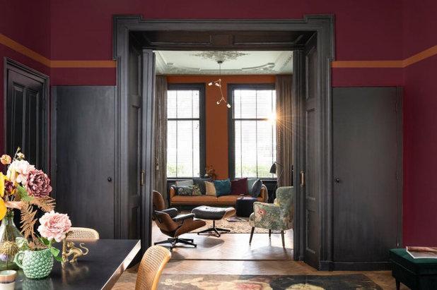 Moderne Salon by Dulux