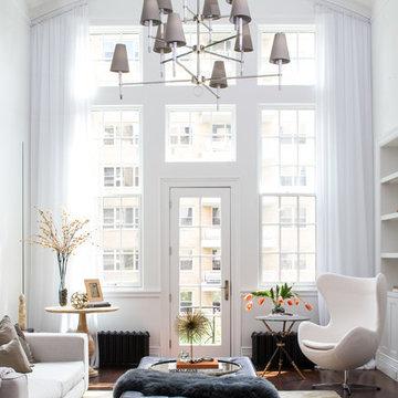 Duplex Apartment Combination