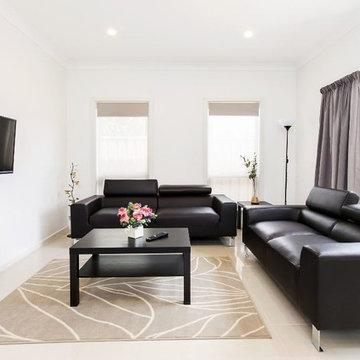 Duplex - Warradale - Living