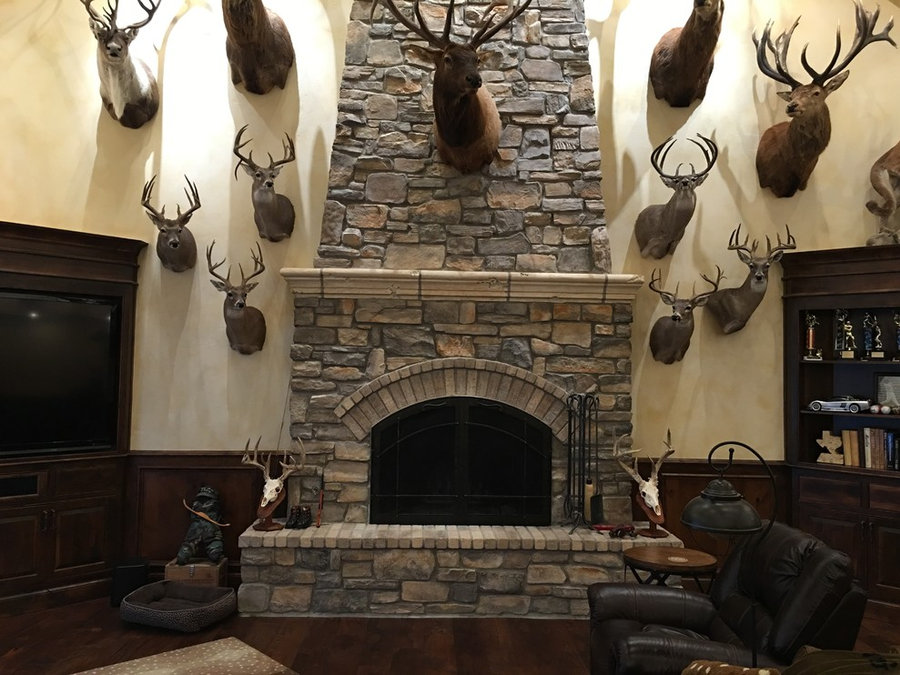 DUPRIEST TROPHY ROOM