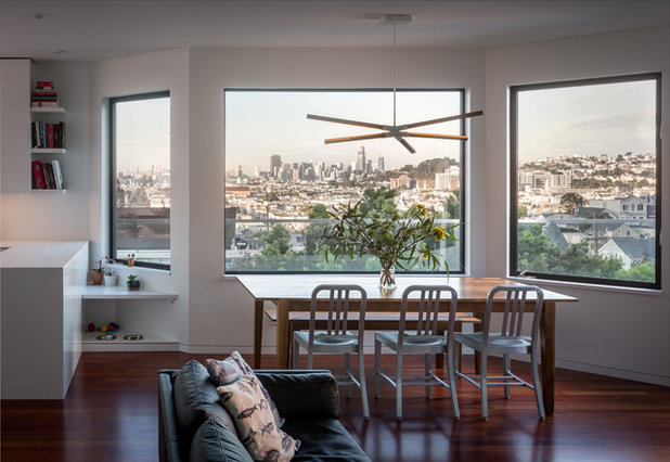 Modern Living Room by building Lab, inc.