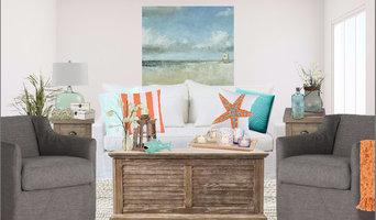 E-Design | Bright & Beach Ready Now! Design