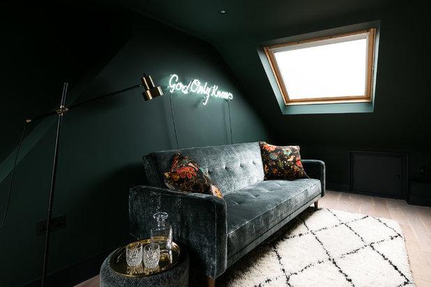 Modern Wohnbereich by Owl Design