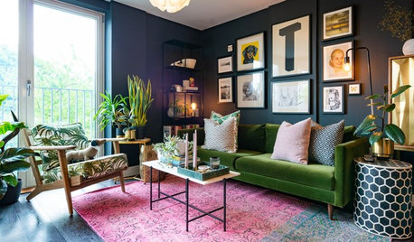 Ways to Boost Your Living Room With Colour