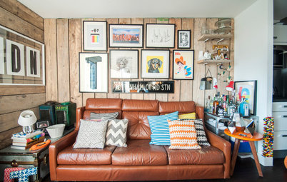 My Houzz: Eccentricities Fill a London Flat