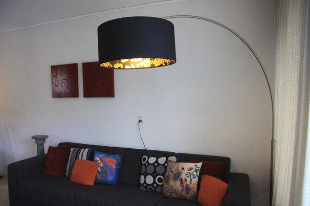 Asian Living Room by Studio Cocoon - Daniella de Haas