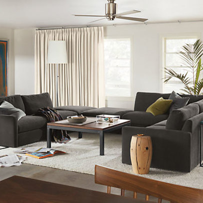 Living Room Furniture Sectionals Design Ideas, Pictures, Remodel ...