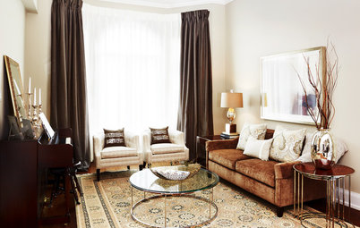 Coffeehouse Color Palettes Perk Up Rooms