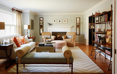 Room of the Day: Editing and Evolving in Philadelphia