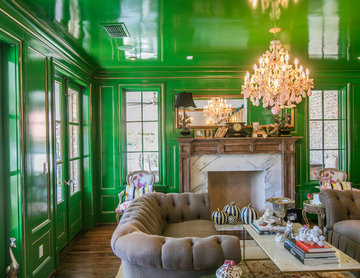 Eclectic Fort Worth Custom Home