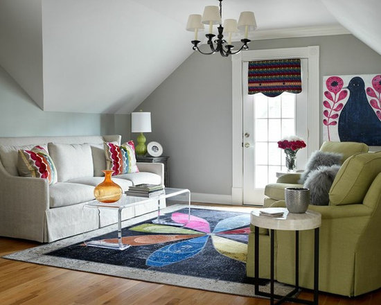 Mindful Gray Living Room Paint Color Is Sherwin Williams Saveemail