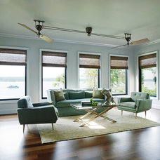 Modern Living Room by Panageries