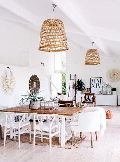 Ecléctico Salón Eclectic Living Room