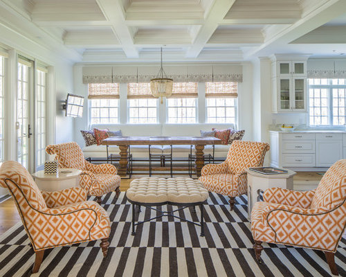 interior design for a living room. Living room  eclectic open concept light wood floor and brown living idea in 25 Best Eclectic Room Ideas Remodeling Pictures Houzz
