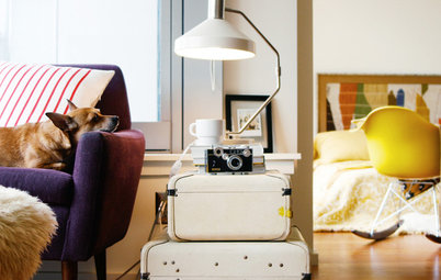 Visite Privée : Un collectionneur passionné fait revivre un appartement