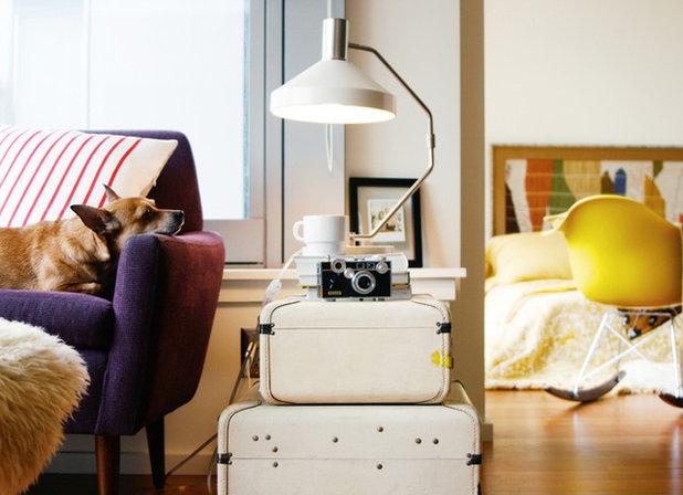 Eklektisk Vardagsrum Eclectic Living Room