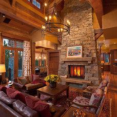 Eclectic Living Room Eclectic Living Room