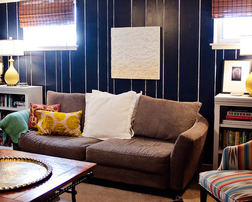 Painting Wood Paneling Houzz