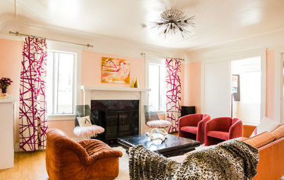 Houzz Tour: Pattern-Happy Personality in Los Angeles