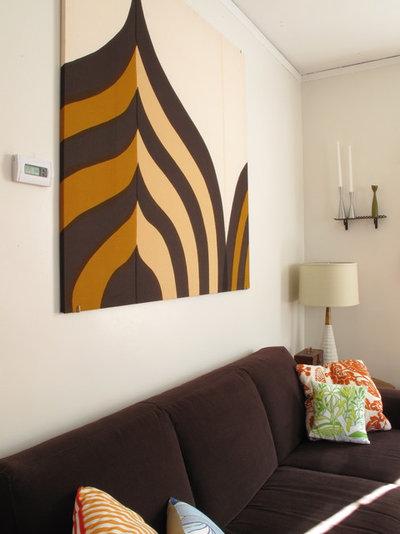 エクレクティック リビング Eclectic Living Room