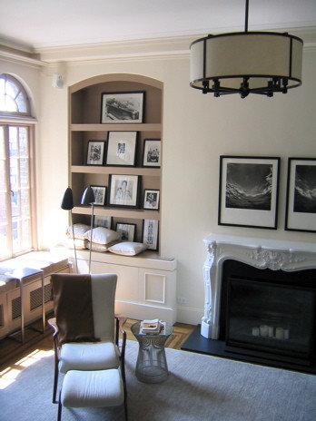 Two Tone Paint Living Room Design Ideas Pictures Remodel