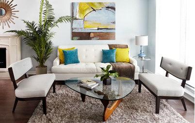 ¿Qué sofá le va bien a mi salón?