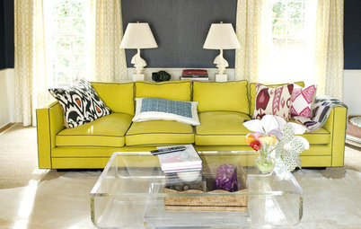 Favorite Color Combinations: Gray and Yellow
