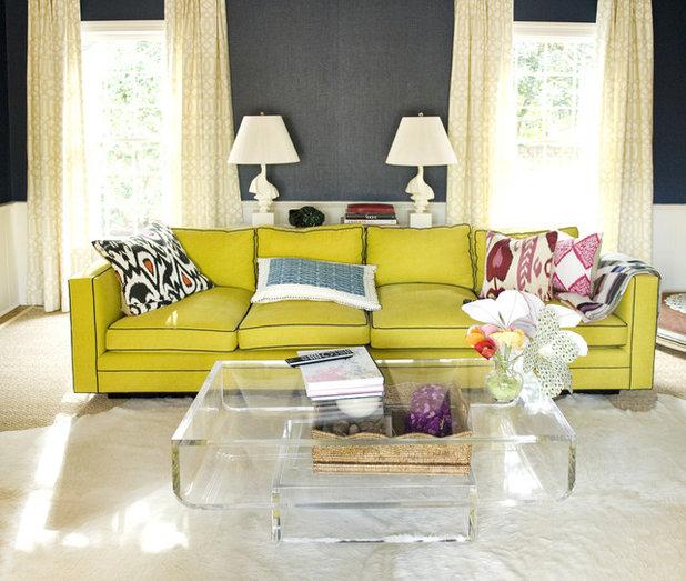 Eclettico Soggiorno Eclectic Living Room