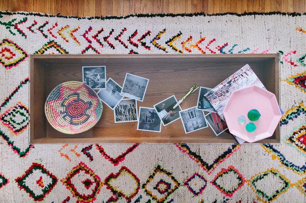 Éclectique Salon Eclectic Living Room
