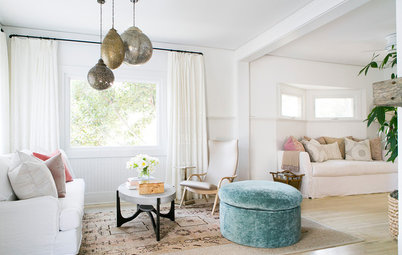 Houzz Tour: Bright Refresh for a 1900 Santa Barbara Home
