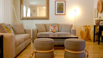 Eclectic Redecorating and Styling