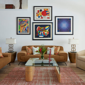 Eclectic Renovation