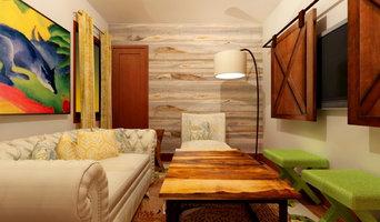 Eclectic Washington Park Lounge Design