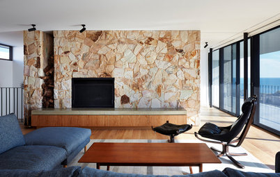 14 Striking Ways Stacked Stone Can Make Gorgeous Walls
