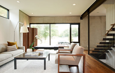 Houzz Tour: A Modern Home on Solid Ground in Minnesota