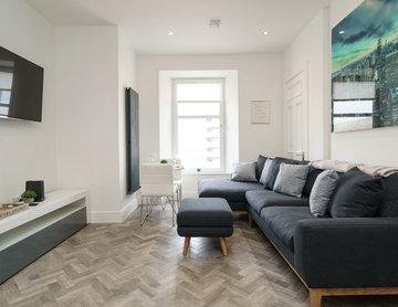 Edinburgh flat refurbishment