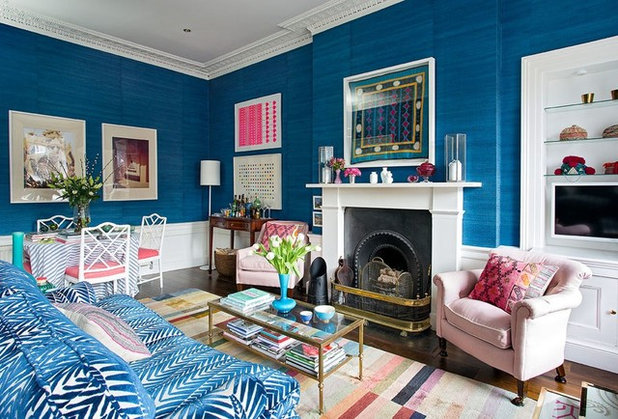 Living Room by Jessica Buckley Interiors