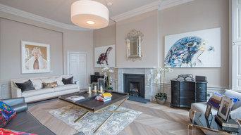 Edinburgh New Town - Wood & Carpet Installation