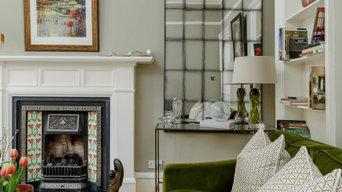Edinburgh Sophisticated and Timeless Living Room