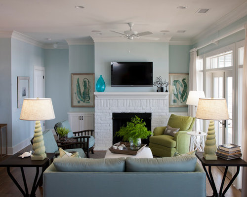 Benjamin Moore Ocean Air Houzz
