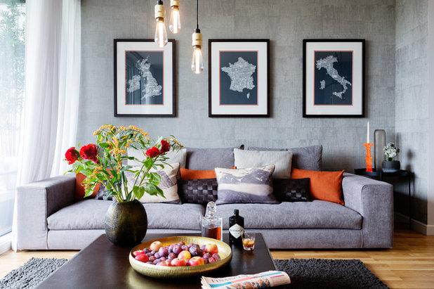 Sofa indretning I Mangler du også inspiration til din grå sofa?