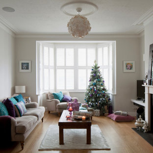 Edwardian House in Hove_Living Room