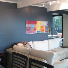 Modern Living Room by Story & Space - Interior Design and Color Guidance