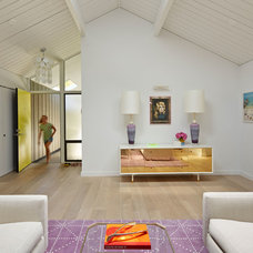 Midcentury Living Room by Alison Damonte Design