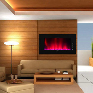 Electric Fireplace Meet Your Living Room