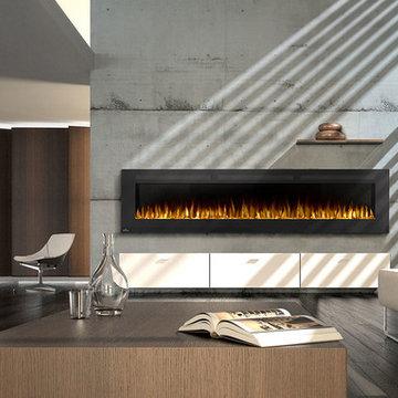 Electric Fireplaces - Napoleon