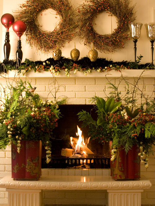 Elegant christmas decorations home design ideas pictures for Classy xmas decorations