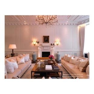 Elegant interior in Belgravia