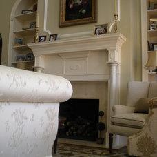 Living Room by JB Interiors, Inc.